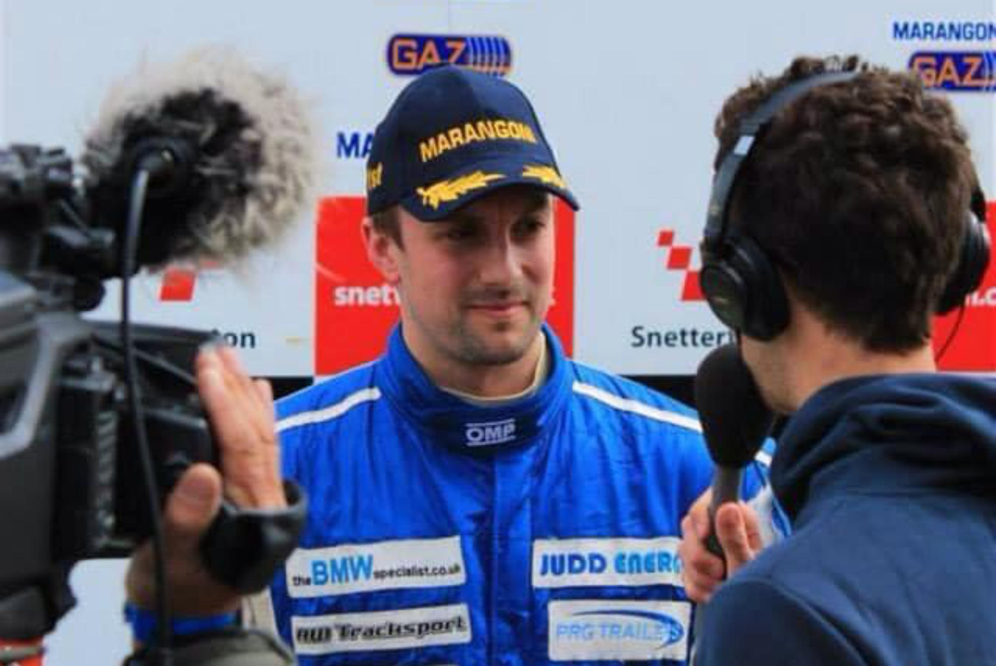 Newcomer Steve Roberts Joins Ginetta GT4 SuperCup Grid