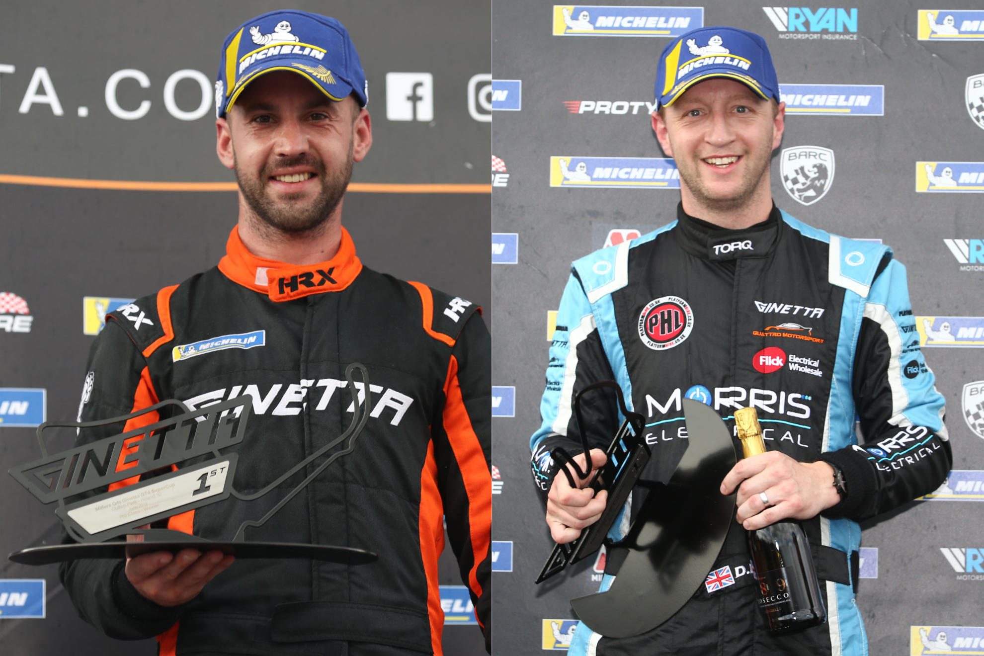 Triple M Enter Hibbert And Morris In Millers Oils Ginetta GT4 SuperCup