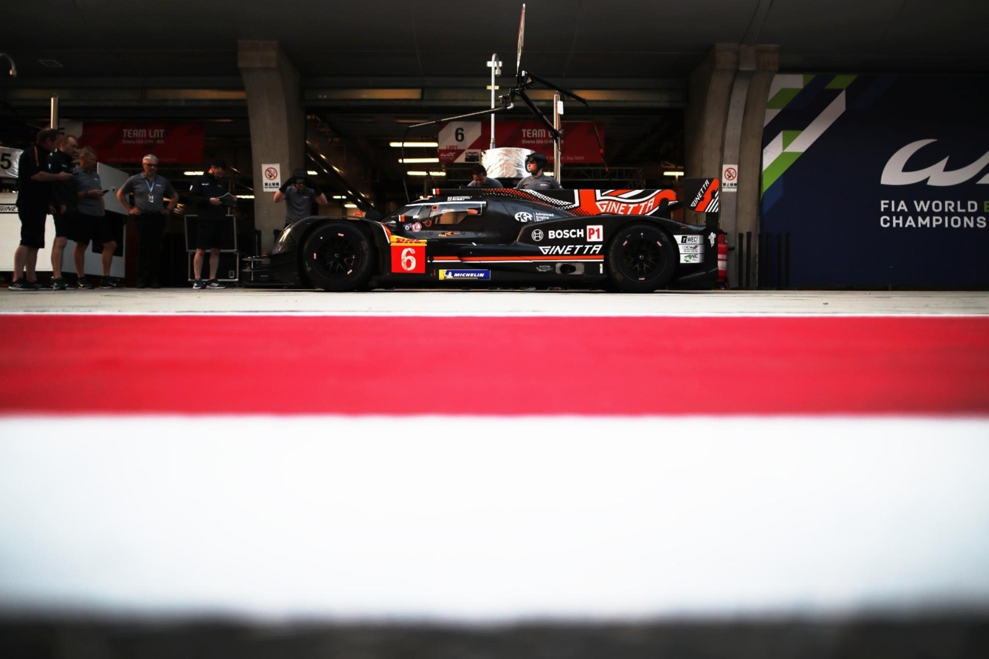 What Next For Ginetta's World Championship LMP1 Challenge? WEC Moves on to Night Race In Bahrain