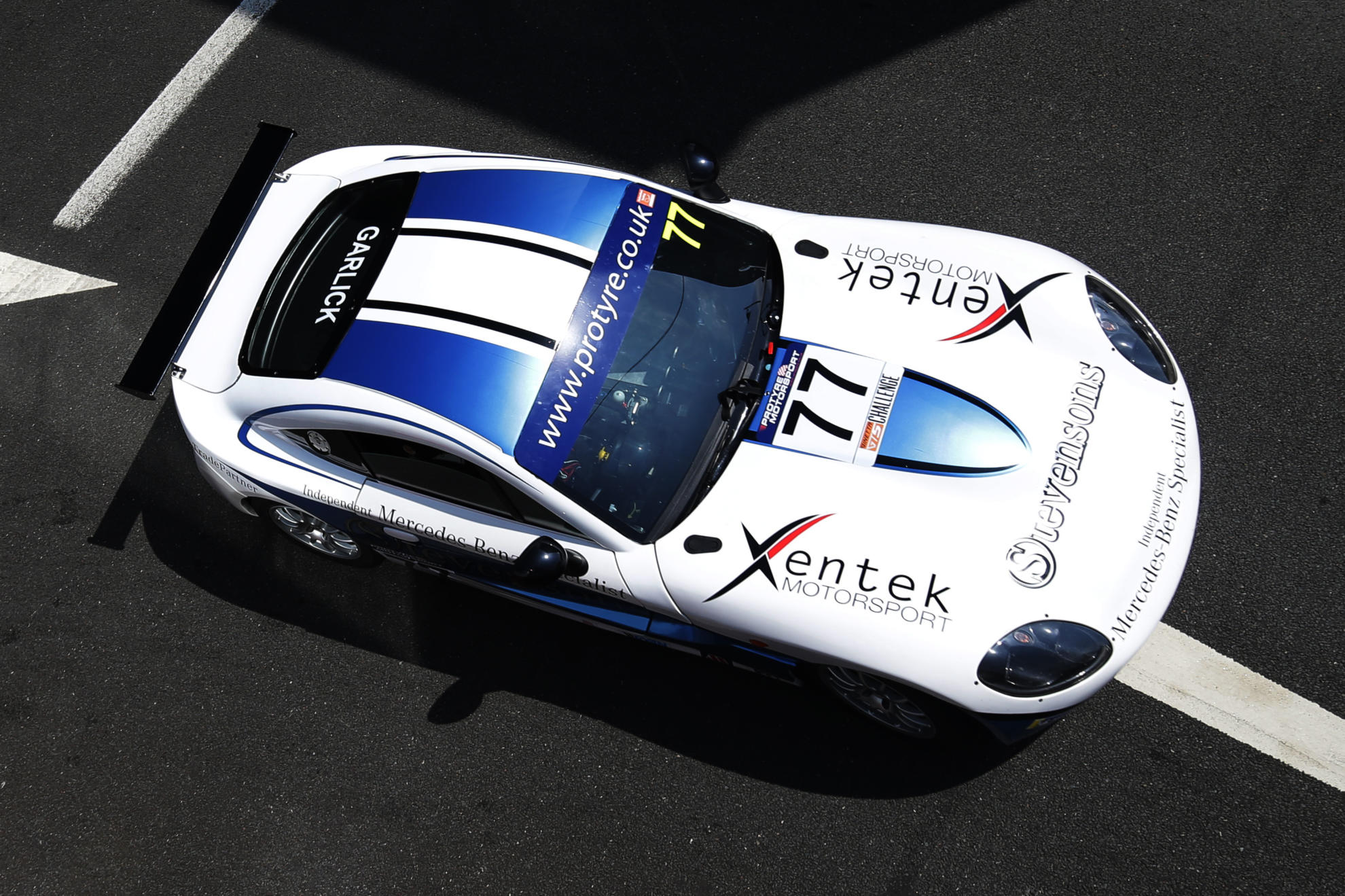 Xentek Motorsport Sign Talented Trio For Ginetta GT5 Challenge