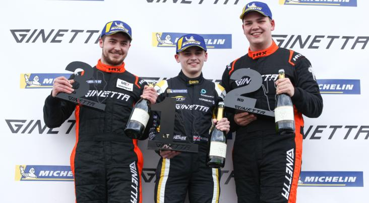 Three SuperCup Winners In As Many Races At Donington