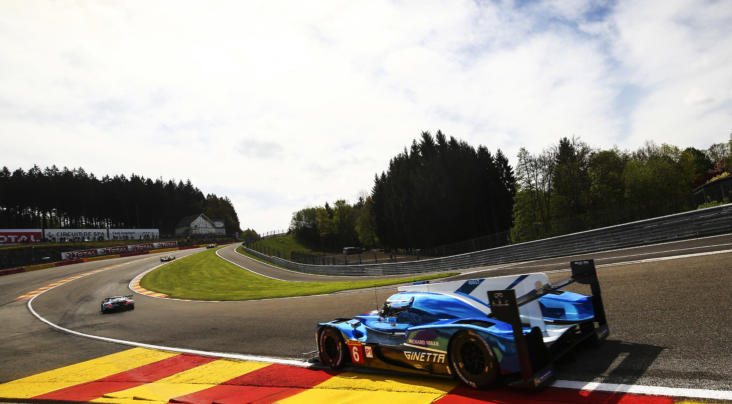Ginetta Statement on 6 Hours of Spa Francorchamps