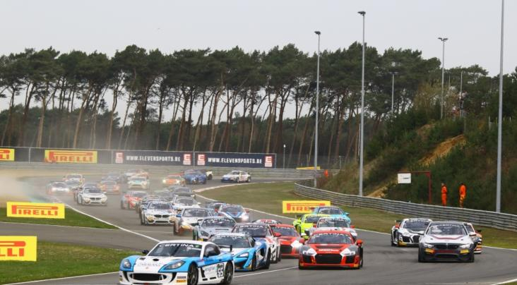 Middleton and Tregurtha Take Victory On GT4 European Series Debut