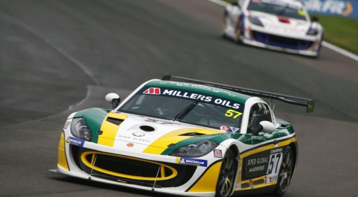Burton Moves To The Top With GT4 SuperCup Double