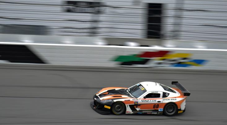 Ginetta G55 Triumphs in Trans Am Finale
