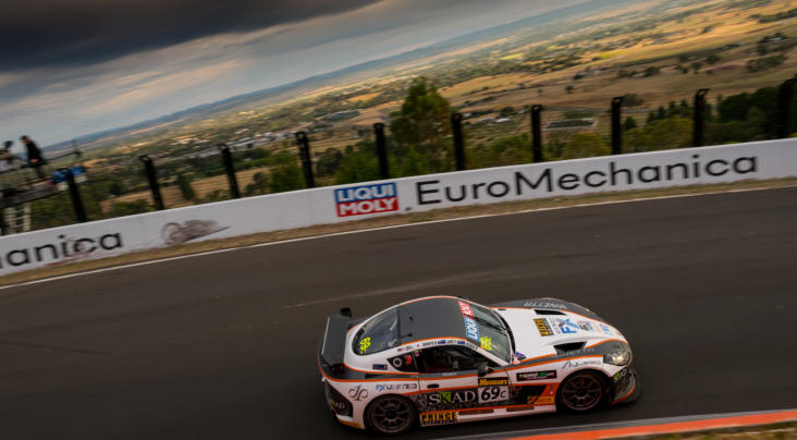 Two Car Ginetta Line-Up Confirmed For Bathurst 12 Hour