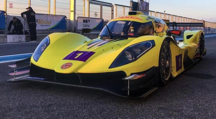Second Generation Ginetta LMP3 Set For Racing Debut