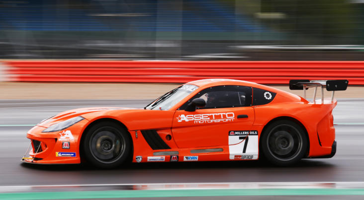Assetto Motorsport Trio Step Up To Millers Oils Ginetta GT4 SuperCup