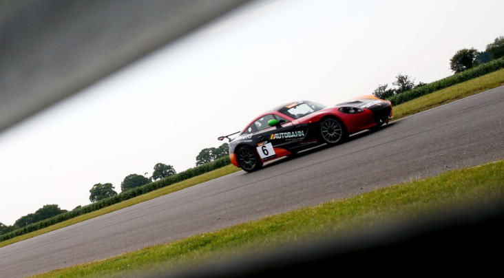 Forbes And Quattro Motorsport Tackle Second G40 Cup Campaign