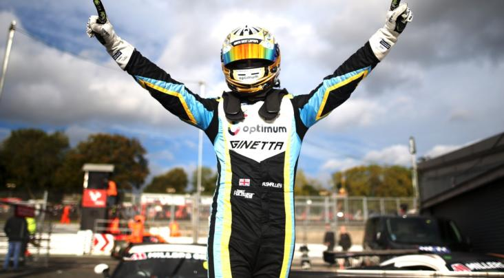 Smalley And White Secure Title Glory In Ginetta GT4 SuperCup