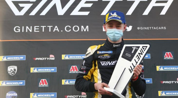 Lebbon Crowned Junior Champion In Brands Hatch Finale