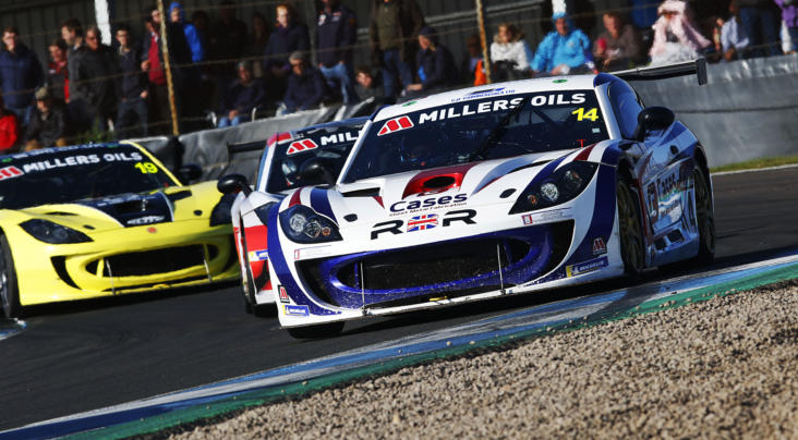 Preview: Millers Oils Ginetta GT4 SuperCup, Round Seven, Silverstone