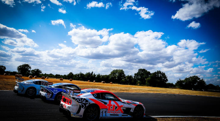 Preview: Michelin Ginetta GT4 SuperCup, Rockingham