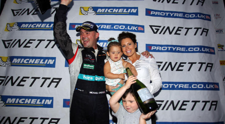 Crees Secures 2017 GRDC+ Title In Rookie Year