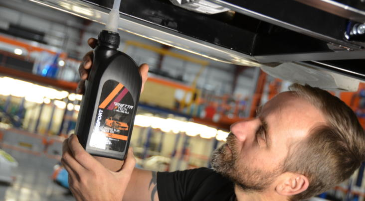 Ginetta Welcome Millers Oils As New Technical Partner