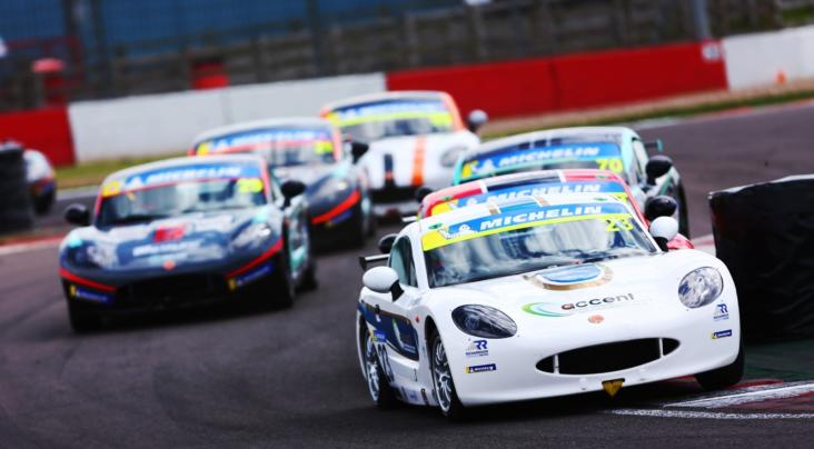 Dimitrov On The Double In Ginetta Junior Opener