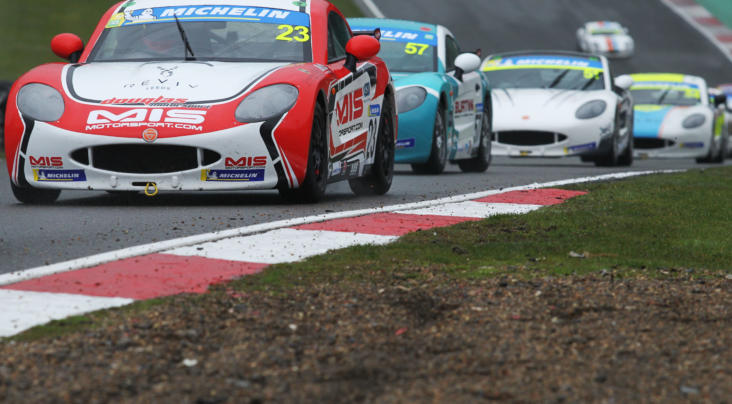 Preview: Michelin Ginetta Junior Championship, Round Two, Donington Park