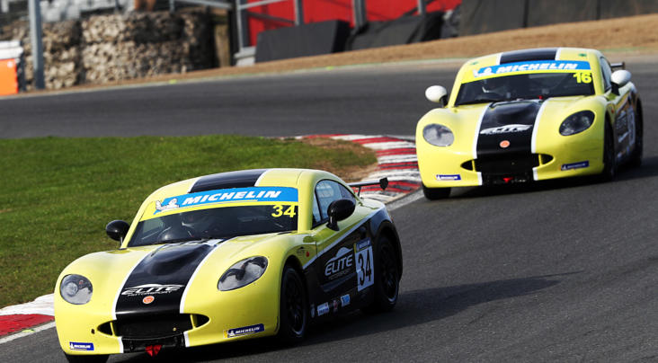 Elite Motorsport Name Six Drivers For Michelin Ginetta Junior Champion...