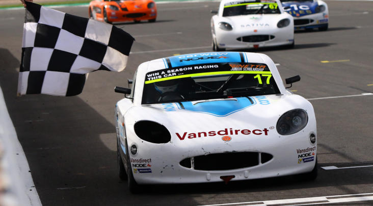 Saturday Double At Silverstone For Foster