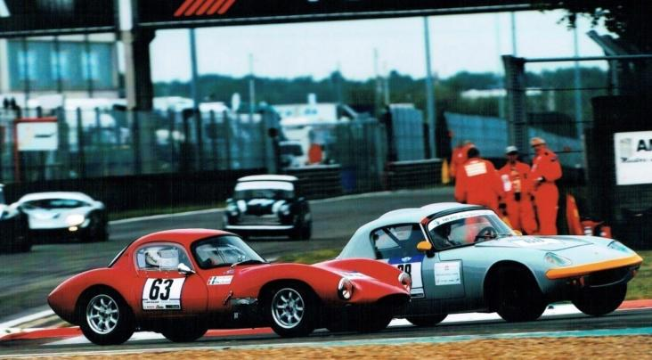 Video: A Lap Of Spa Francorchamps In A Ginetta G4
