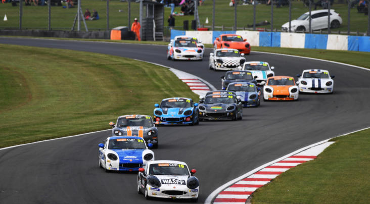 Preview: Ginetta G40 Cup, Round Five, Donington Park