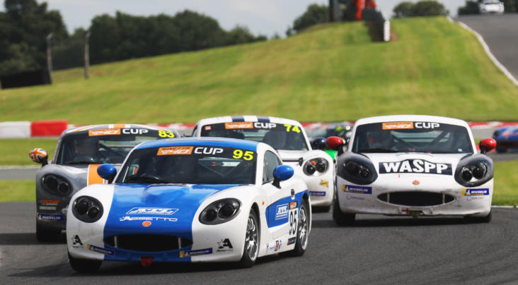 Preview: Ginetta G40 Cup, Round Two, Donington Park