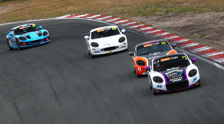 Salkeld At The Double With G40 Cup Victories In Zandvoort