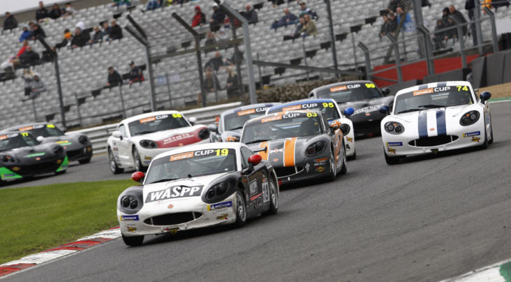 Preview: Ginetta G40 Cup, Round Four, Donington Park