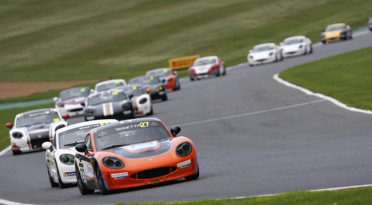Preview: Ginetta Racing Drivers Club, Round Four, Donington Park