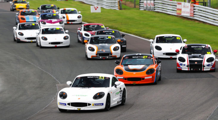Preview: Ginetta Racing Drivers Club, Round Two, Donington Park