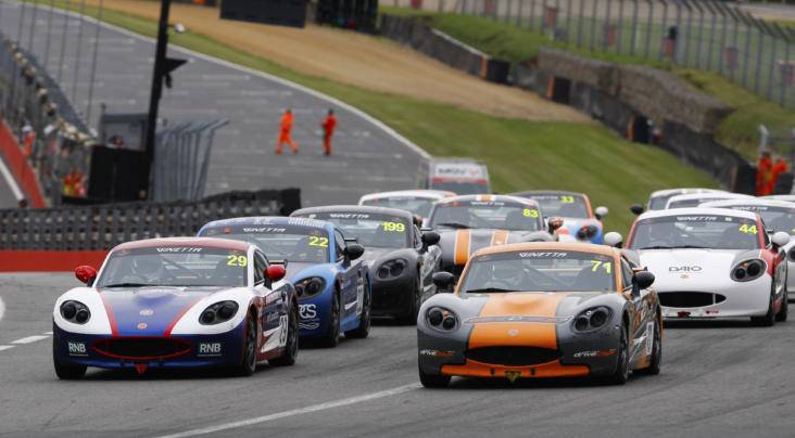 Exciting Format Change For 2020 Ginetta Racing Drivers Club