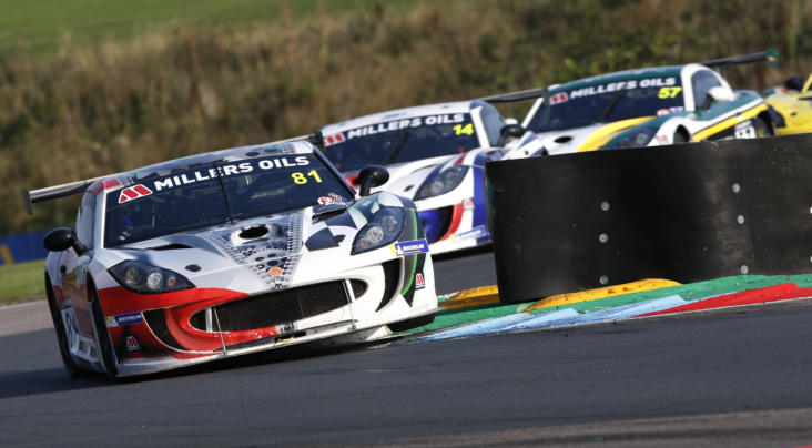 Preview: Ginetta GT4 SuperCup, Round Five, Croft
