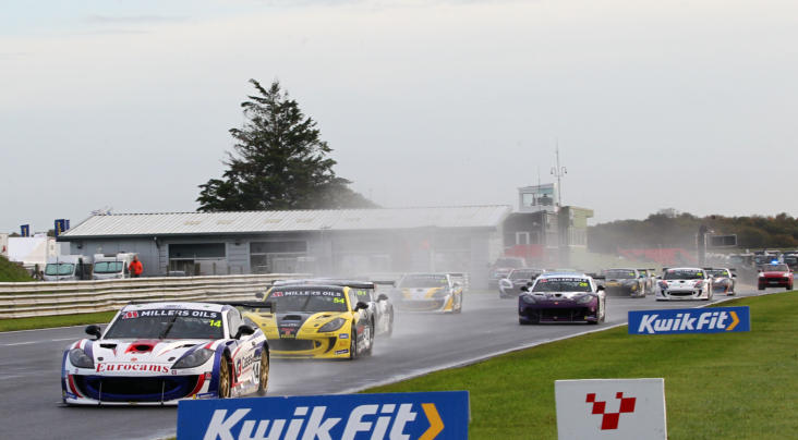 Burns, Smalley And Burton Take GT4 SuperCup Win Apiece At Snetterton