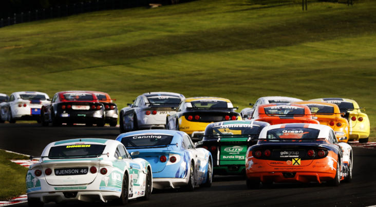 Who's Going To Claim The Final Ginetta Title Of 2017?