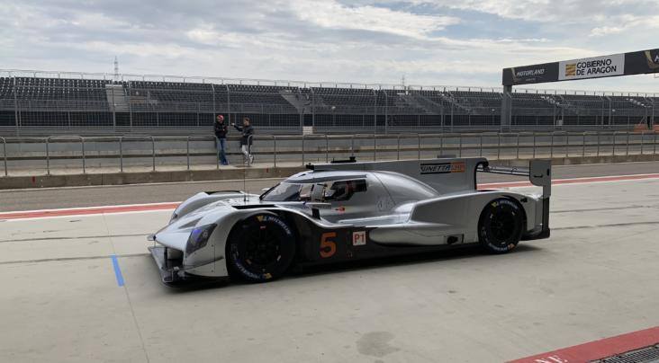 Ginetta LMP1 Look To Return to FIA World Endurance Championship in 2019/20