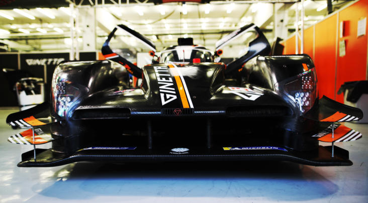 Team LNT's Ginetta LMP1s to miss CoTA WEC Race