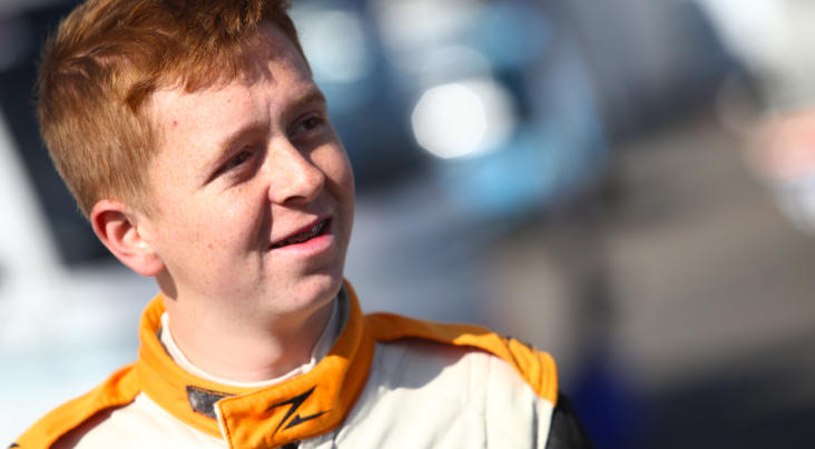 Connor Grady Joins Alastair Rushforth Motorsport For Ginetta GT5 Chall...