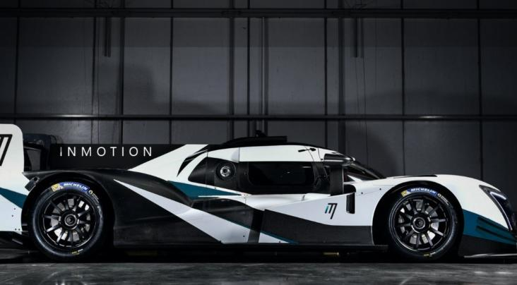 Student team InMotion purchases rolling chassis from British car manufacturer Gin...