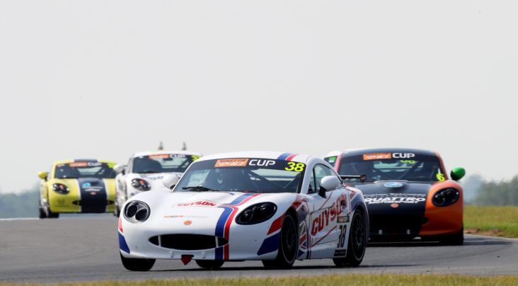 Jimmy Thomson Back For Second Season In Ginetta G40 Cup