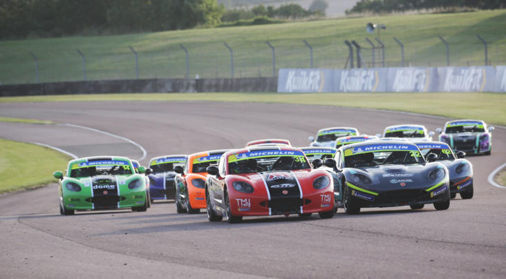 Voisin And Rattican Win At Thruxton As Lebbon Takes Points Lead