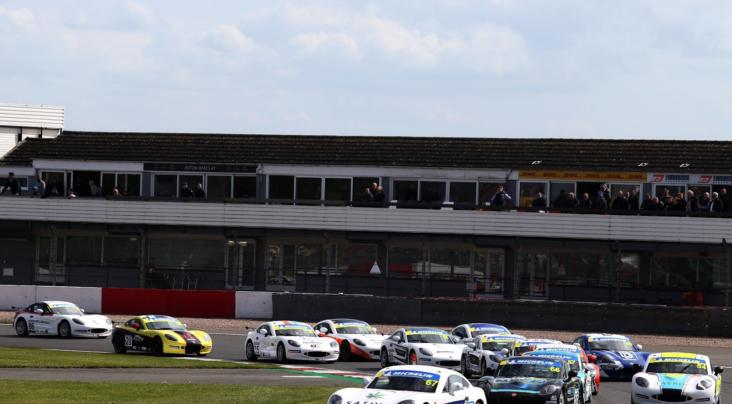 James Hedley Stars With Donington Double In Michelin Ginetta Junior Ch...