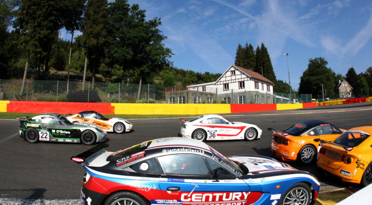 Kellett And Golding Take Wins in Spa Thriller