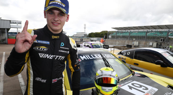 Ginetta Alumni Star Across TOCA Package In 2020