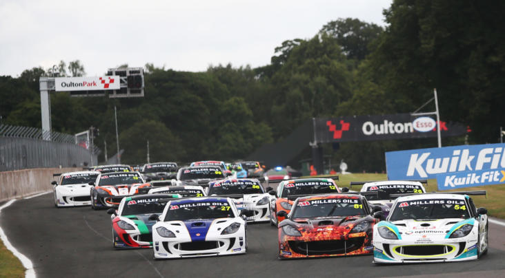 Preview: 2021 Ginetta GT4 SuperCup – Knockhill