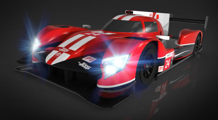 The Time Is Almost Here, Our Ginetta LMP1 Will Make Its Public Debut This Week