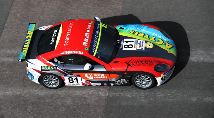 McGarty And Sidhu Set For Ginetta GT5 Challenge with Xentek
