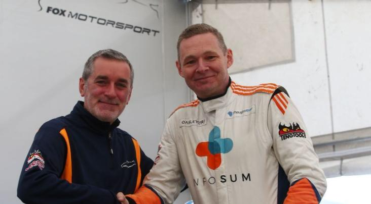 Am Champion Nick Halstead Goes Pro For 2019 Ginetta GT5 Challenge