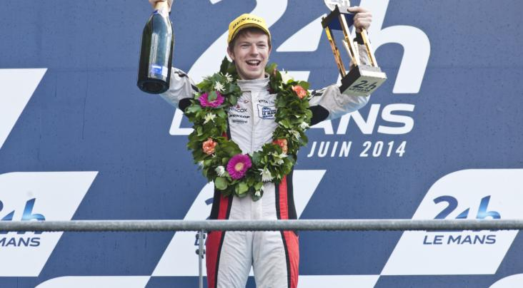 Welcome to the Ginetta LMP1 Family Oliver Turvey