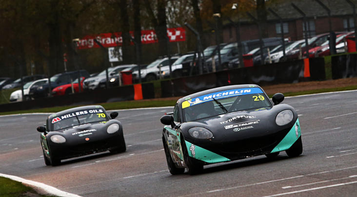 R Racing Confirm Five Drivers For Michelin Ginetta Junior Championship