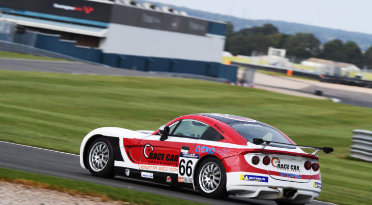 Race Car Consultants Set For Double Ginetta Challenge In 2021
